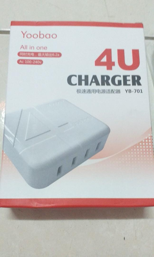 all in 1 charger