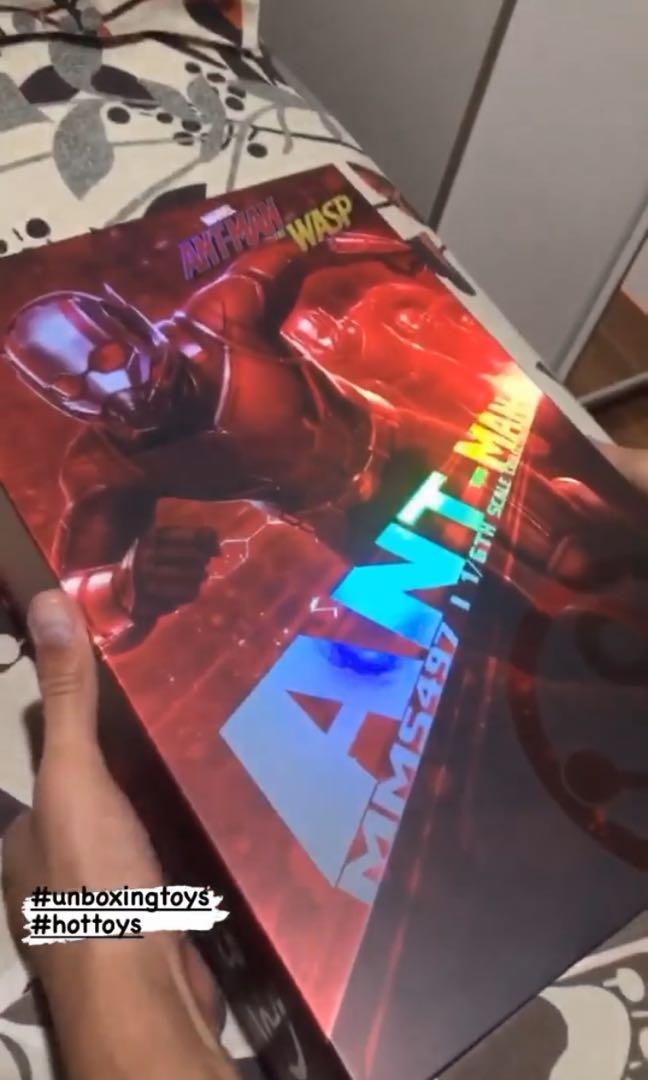 Ant man hottoys MM5497