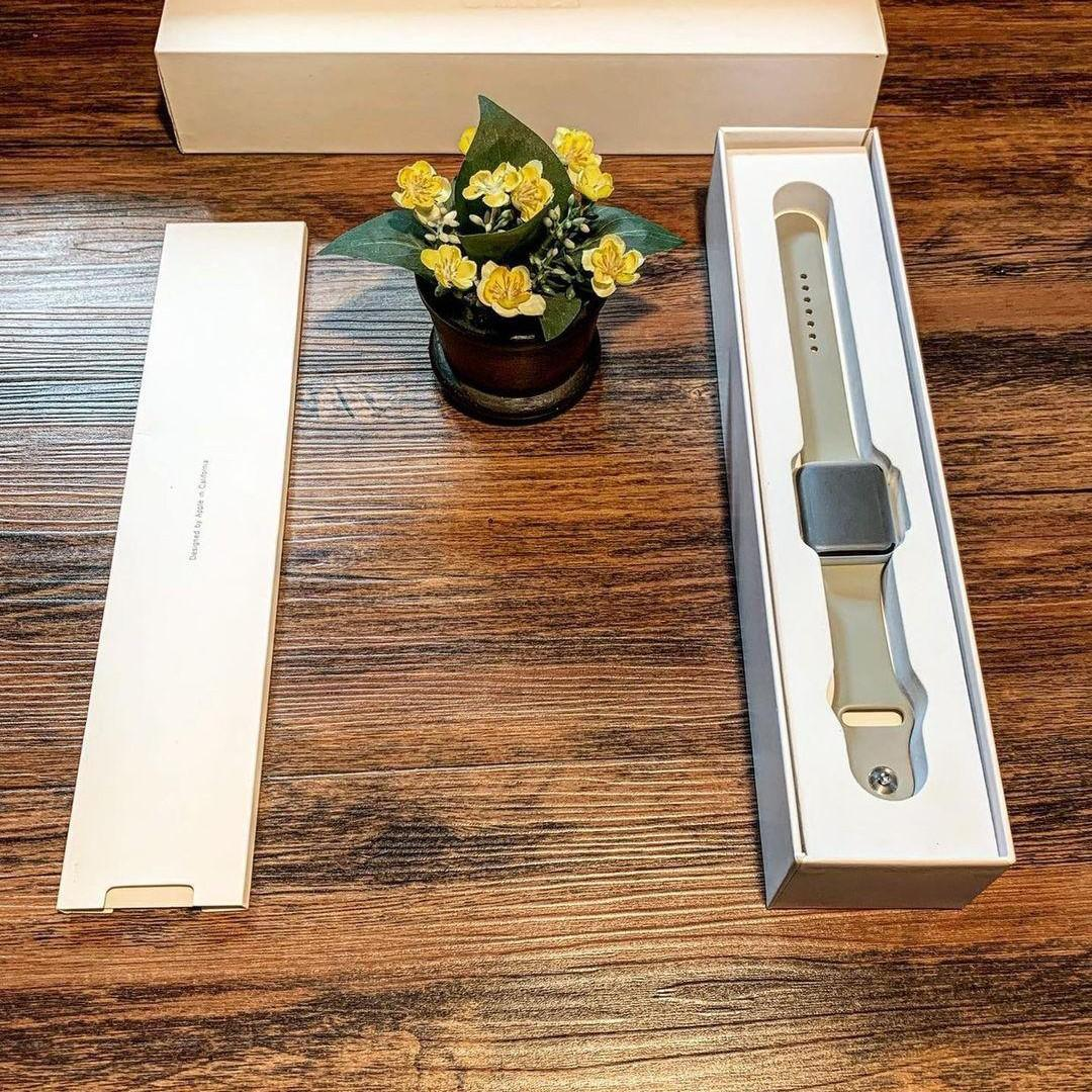Apple Watch Series 3 42mm Fullset Murmer