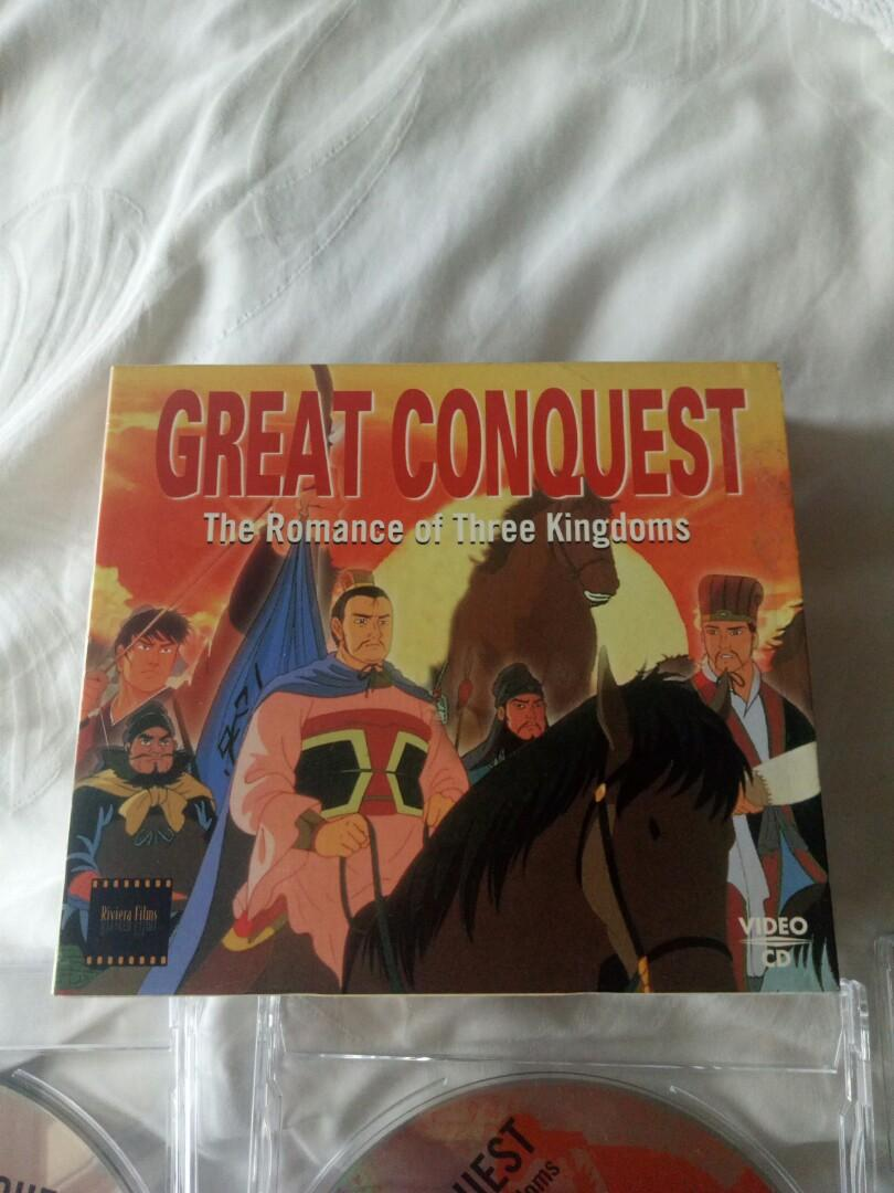 CD  Great Conquest