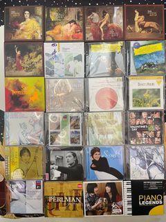大量CDs