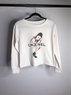 Chanel Arian Grande Crop top