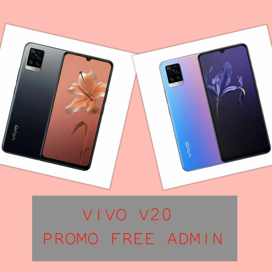 Cicilan VIVO V20 Free adm DP ONLY 500K