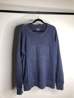 Gap 1969 Navy Blue Sweatshirt