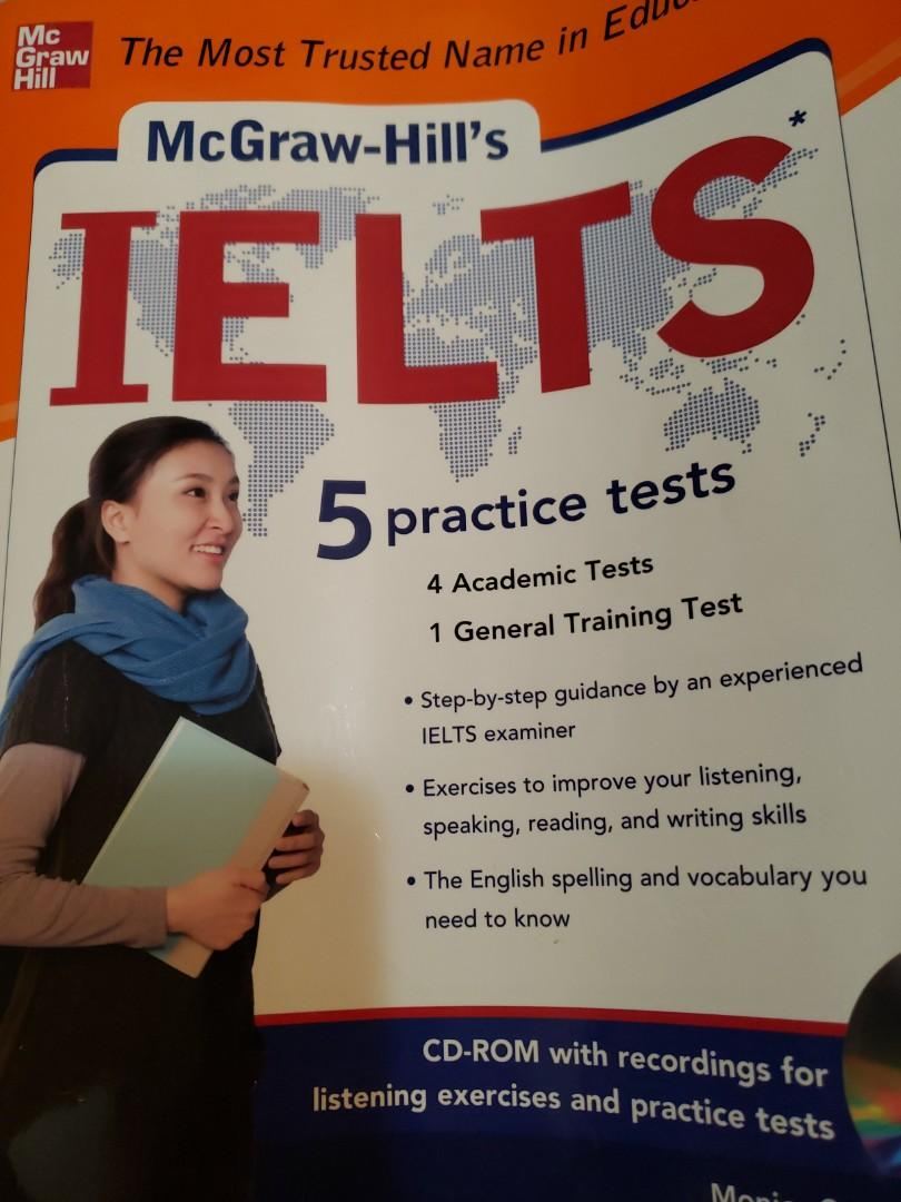 IELTS Book with CD-ROM