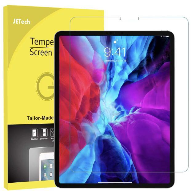 JETech Screen Protector for iPad Pro 12.9 inch