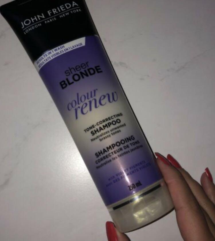 John Frieda (Sheer Blonde Color Renew)