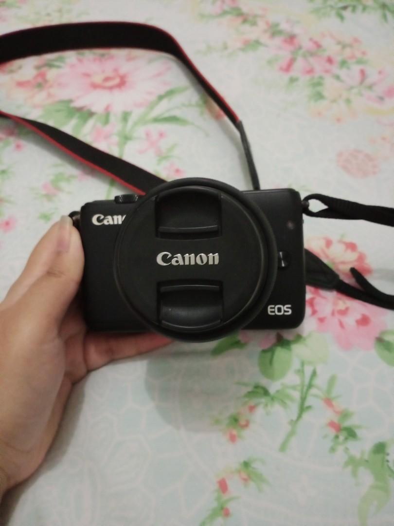 Kamera Canon M 10