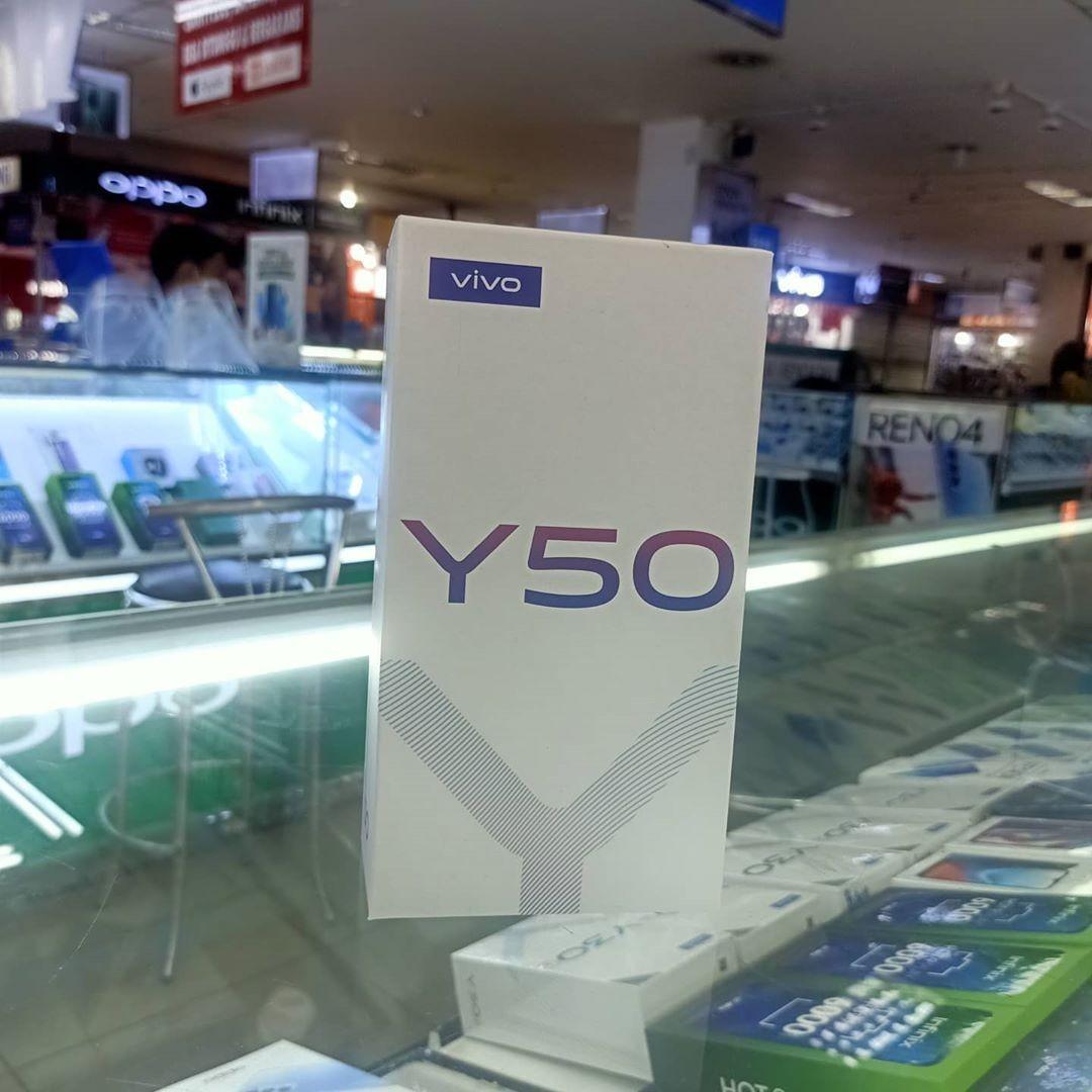 Kredit Dp 10% Vivo Y50 Ram 8/128Gb free admin 99k