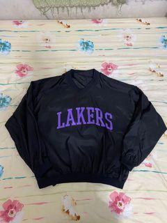 Lakers 湖人隊風衣 made in korea