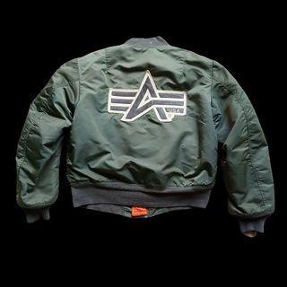 MA-1 Alpha Industries  Flyer Man Jacket