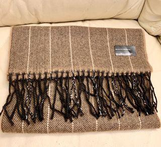 Made in Italy 100% wool scarf