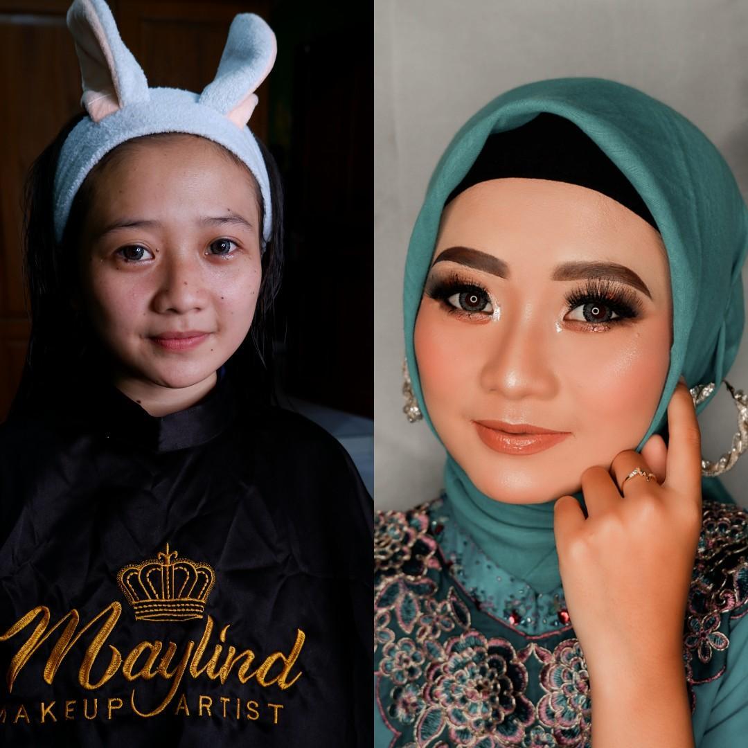 Makeup Pre Wedding
