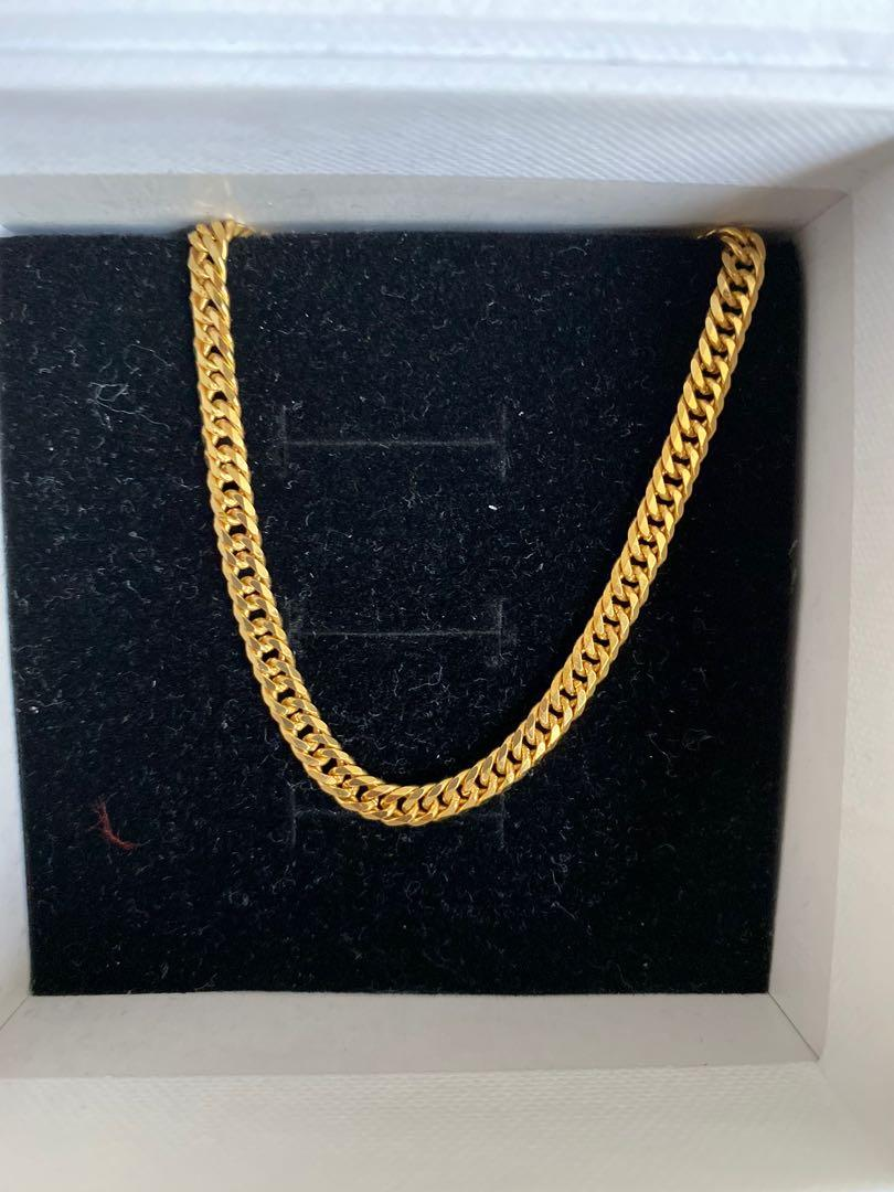 Mejuri Double Curb Chain Necklace