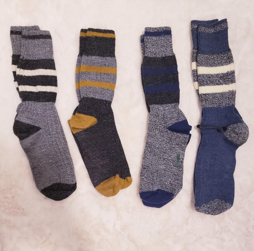 Men's ROOTS Socks (9-11)
