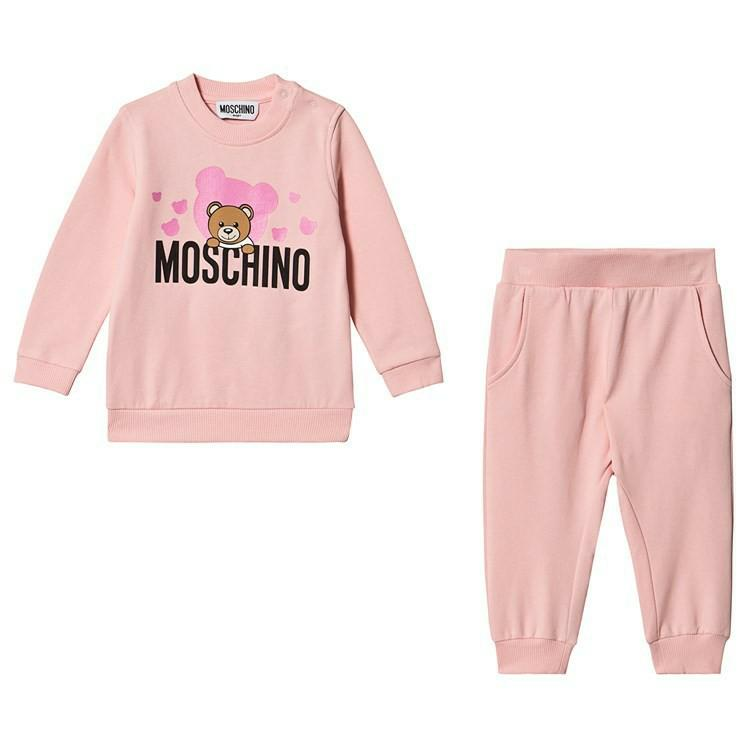 Moschino Toddler 2 Piece Tracksuit