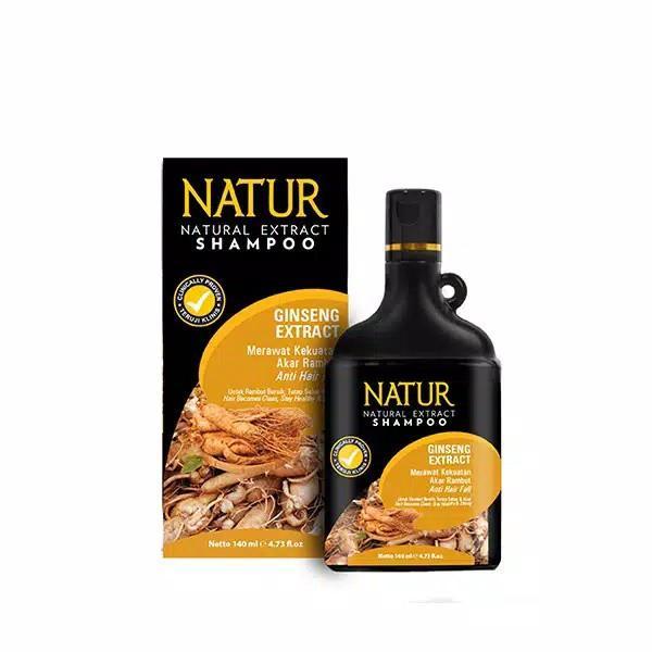 Natur Shampoo Extract Gingseng