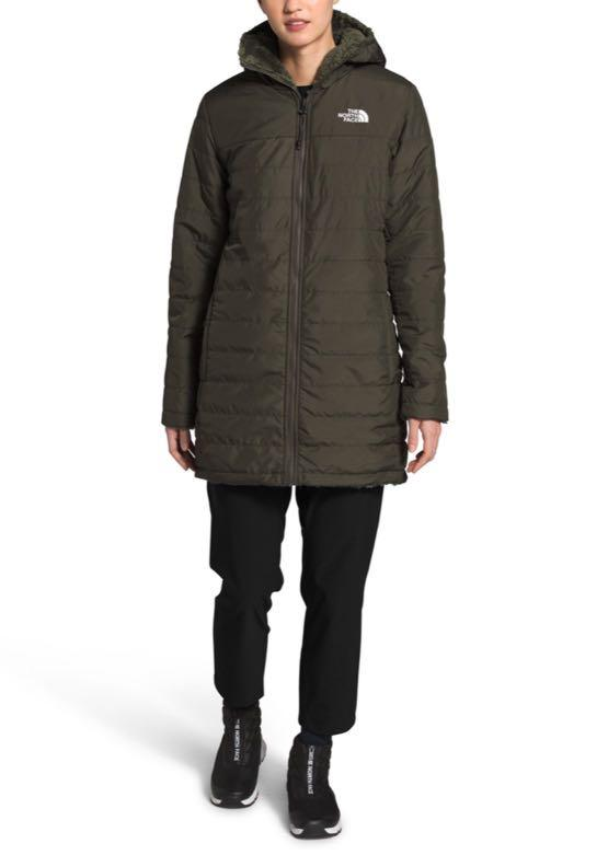 North Face Mossbud Insulated Reversible Parka