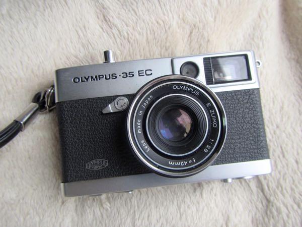 Olympus 35ec 底片相機
