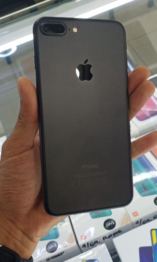 Second iphone 7+ 32gb ex inter