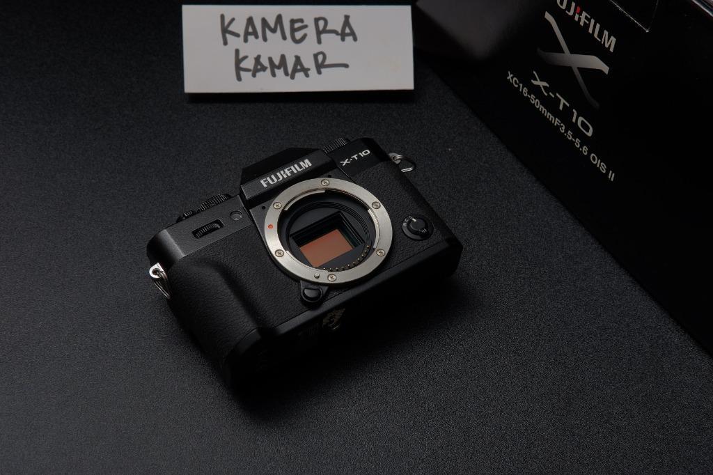 Si Manis penebar pesona Fujifilm XT10 Fullset