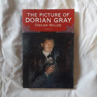 The Picture of Dorian Gray Novel English Import