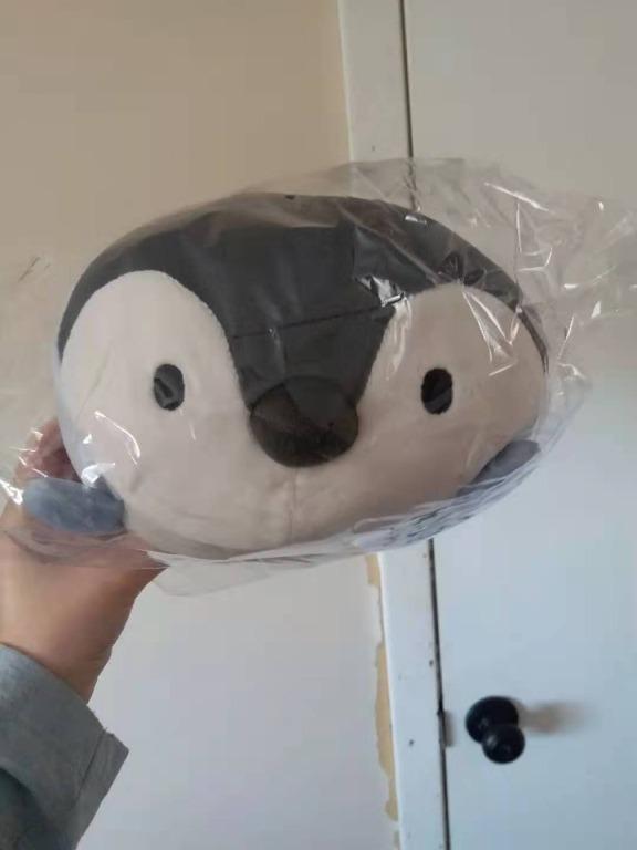 Toreba Soft Cushion Penguin Plushy