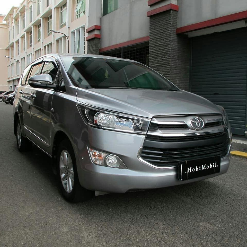 Toyota Kijang Innova G Metik Diesel 2015