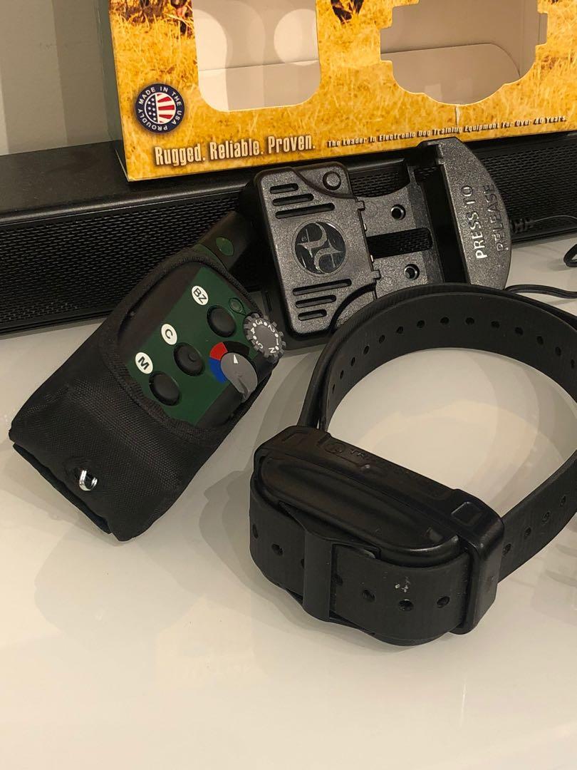 Tri-Tronics Sport Basic G3 Dog Collar