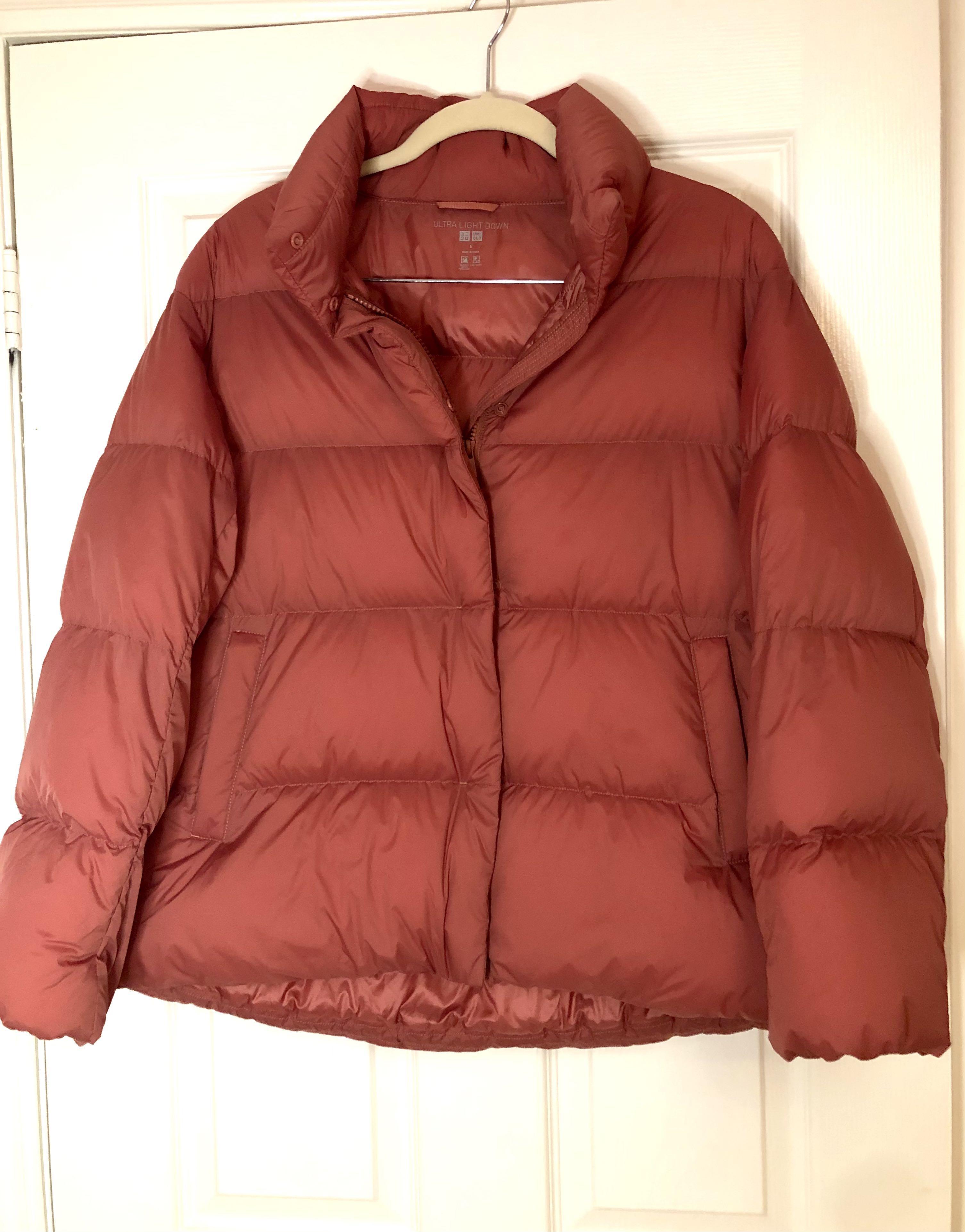 UNIQLO Ultra Light Down Puffer Jacket