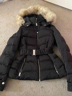 Zara women's winter jacket