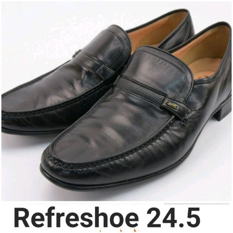 日本製真皮紳士皮鞋24.5