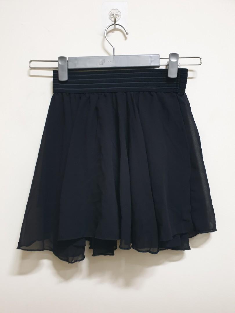 5341時尚*黑色迷你褲裙*全館三件免運或買三送一(100元以下)
