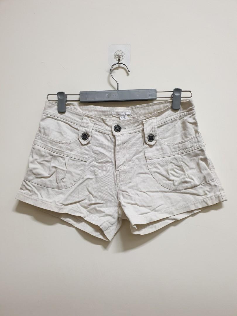 5342時尚fifty percent 白色休閒牛仔褲*全館三件免運或買三送一(100元以下)