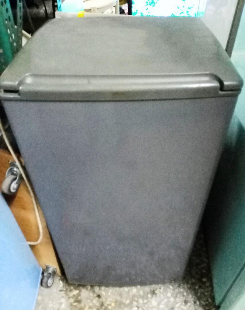 免運費#三洋78公升單門冰箱,功能正常,含運到府,免費保固三個月