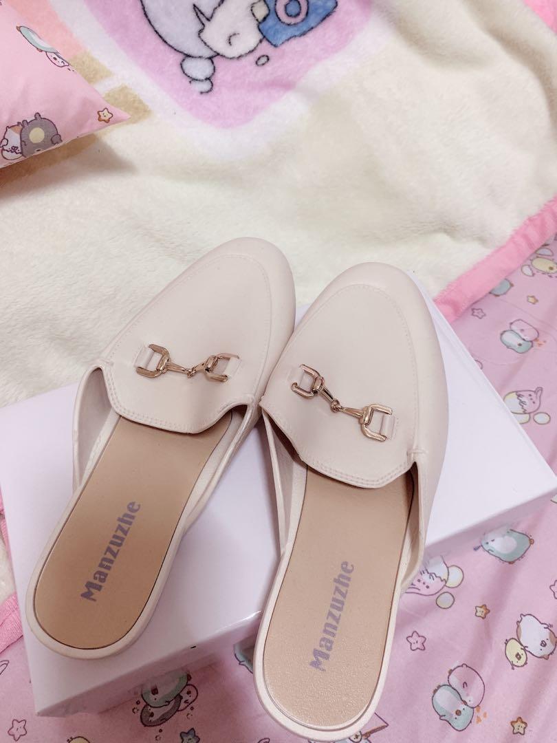 防水穆勒鞋