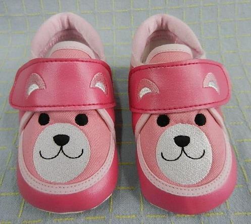 有春ㄟ舖╭☆°清倉 特賣 ↘ $188 WonderGo 可愛的寶貝熊 學步鞋 寶寶鞋╭☆°1415#