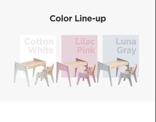 韓國 Sagepole 兒童書桌 櫈仔 套裝 kids desk & chair