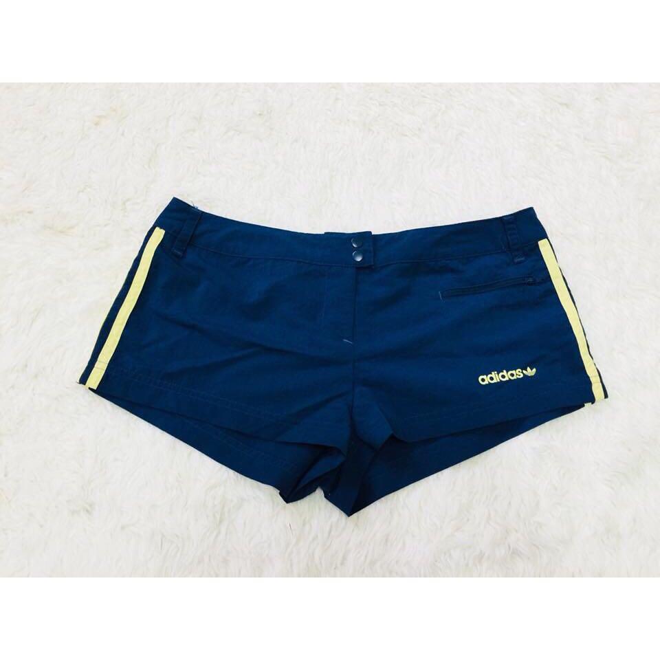 Adidas 愛迪達正品運動褲 海灘褲 短褲 非無印 Zara uniqlo