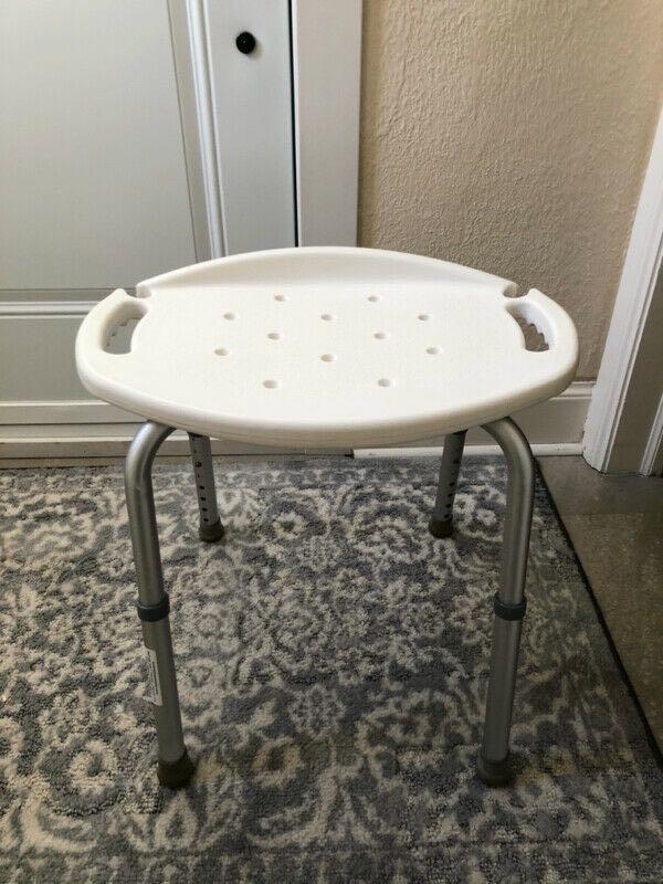 Adjustable Bath & Shower Seat / Stool