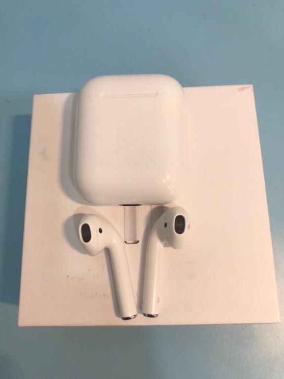 AirPods(第 1 代)  A1722.A1523.#二手藍芽耳機 #錦州店 7H8TT