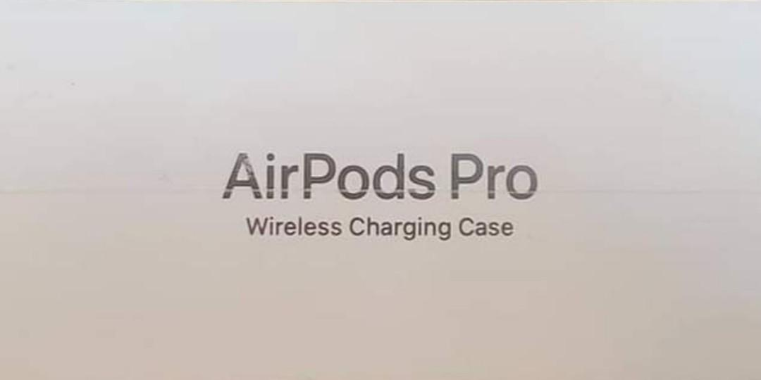 Airpods Pro Brand new