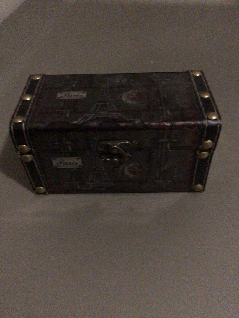 Antique Decorative Box