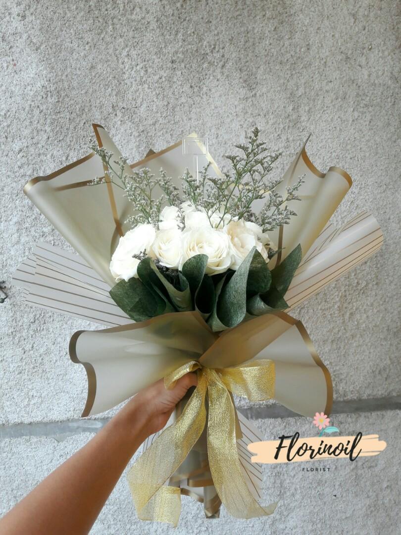 Avalan Rose Bouquet
