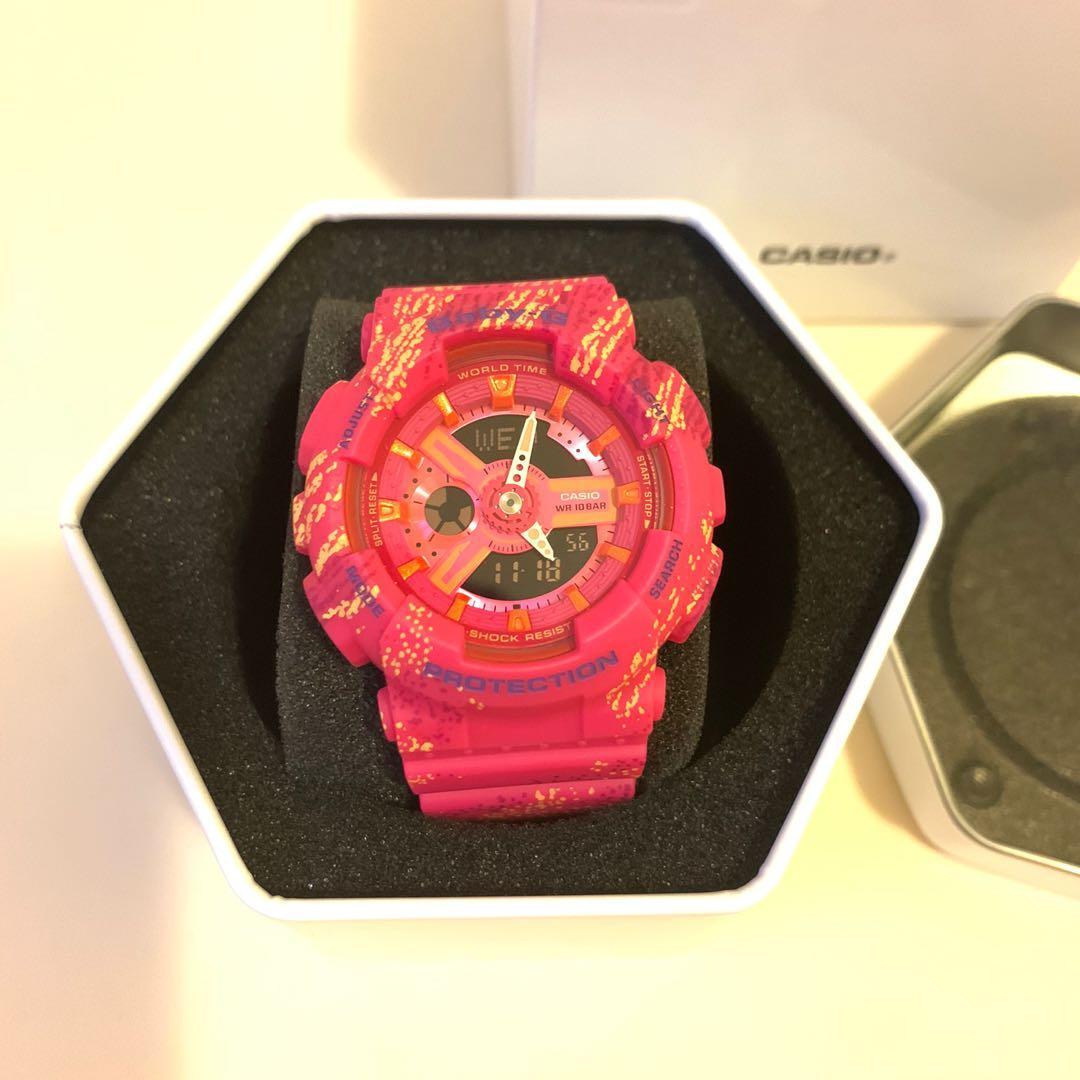 卡西歐手錶BABY-G