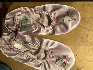 Ballet slippers hello kitty