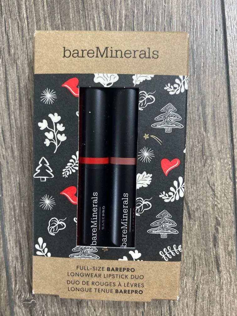 Bareminerals lipstick duo