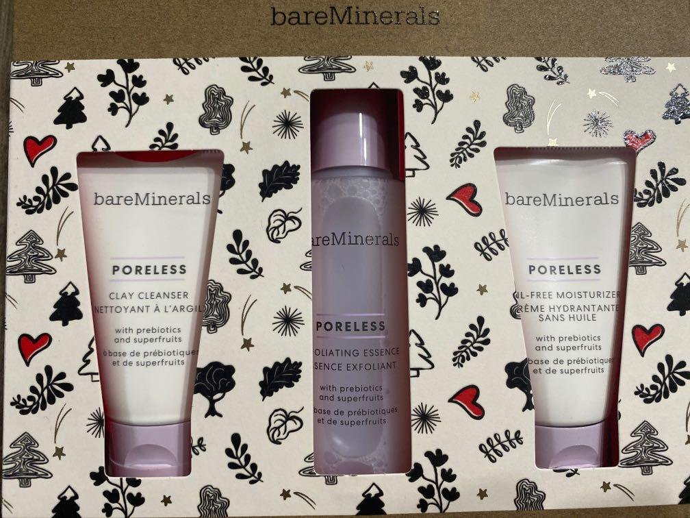 Bareminerals skincare kit