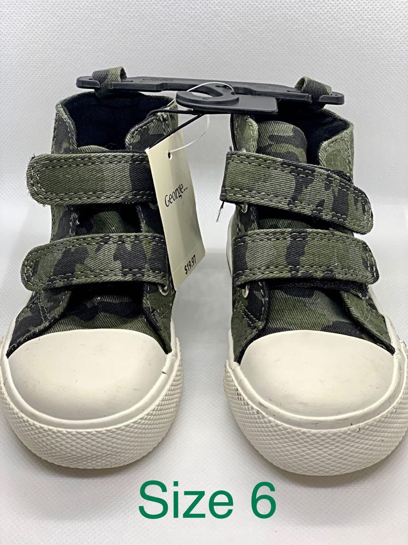 Brand new toddler boys shoes!