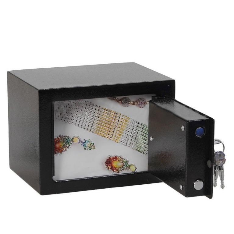 Brankas Mini Home Safe Deposit Box 17E